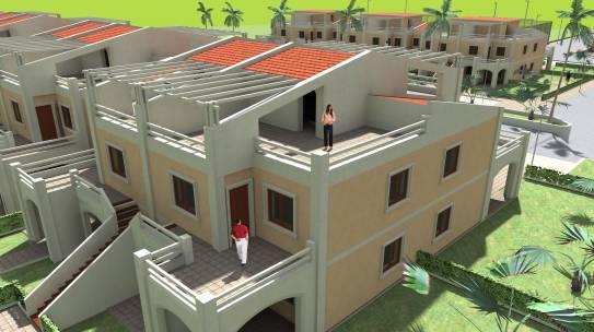 Appartamento 60 mq P1