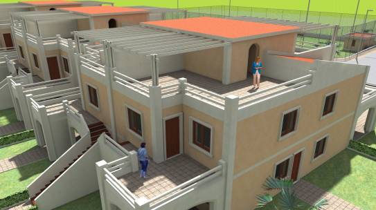 Appartamento 59,80 mq P1